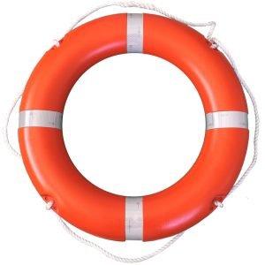 30 Inch Lifebuoy / Life Saving Ring SOLAS compliant