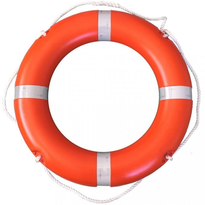 30 Inch Lifebuoy / Life Saving Ring SOLAS compliant