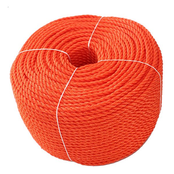 Coil of 10mm Floating Lifebuoy Rope