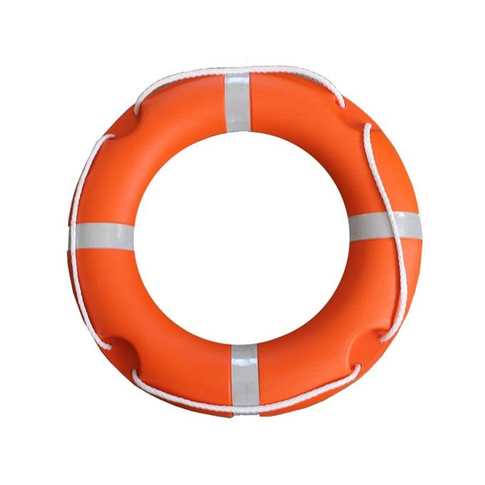 24 Inch Lifebuoy Ring With SOLAS Reflective Tape