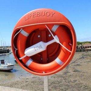 30 Inch Lifebuoy Housing Set