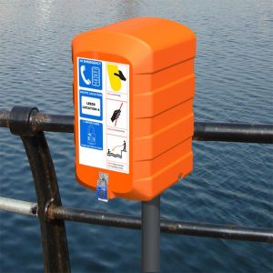 SOS603 - Throw Line Housing for water rescue